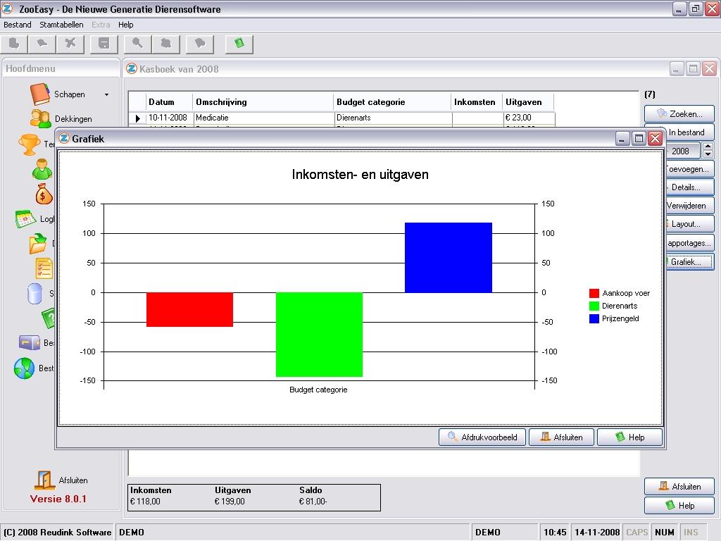 Software schapen, Schaap stamboom, Schapen fokken - ZooEasy product ...