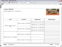 Maak stamboom hamster